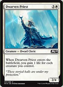 Dwarven Priest - M19 - C