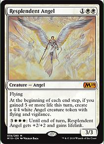 Resplendent Angel - M19 - M