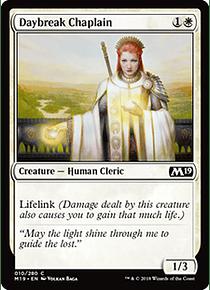 Daybreak Chaplain - M19 - C