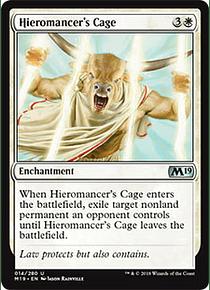 Hieromancer's Cage - M19 - U