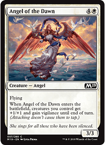 Angel of the Dawn - M19 - C