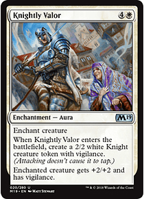 Knightly Valor - M19 - U