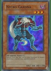 Necro Gardna - TAEV-EN012 - Super Rare