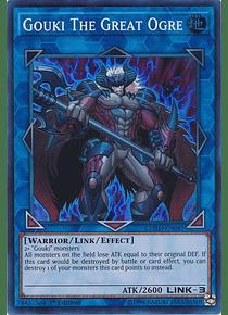 Gouki The Great Ogre - COTD-EN045 - Super Rare