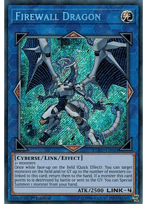 Firewall Dragon - COTD-EN043 - Secret Rare