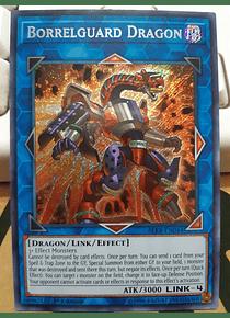 Borrelguard Dragon - BLRR-EN044 - Secret Rare