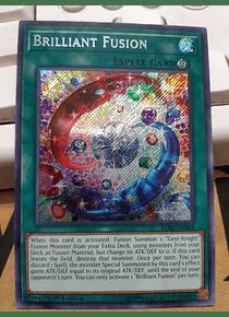 Brilliant Fusion - BLRR-EN064 - Secret Rare