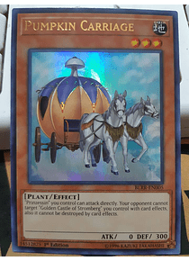 Pumpkin Carriage - BLRR-EN005 - Ultra Rare