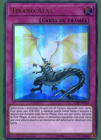 Tyrant Wing - LCKC-EN054 - Ultra Rare