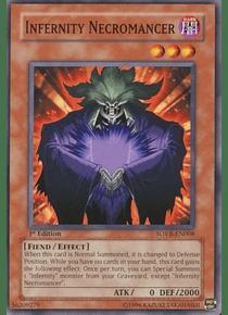 Infernity Necromancer - SOVR-EN008 - Common
