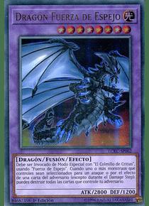 Mirror Force Dragon - LCKC-EN062 - Ultra Rare (español)