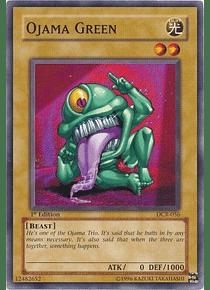 Ojama Green - DCR-056 - Common