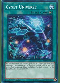 Cynet Universe - YS18-EN022 - Common