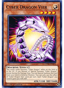 Cyber Dragon Vier - CYHO-EN014 - Common