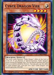 Cyber Dragon Vier - CYHO-EN014 - Common
