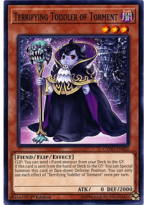 Terrifying Toddler of Torment - CYHO-EN022 - Common