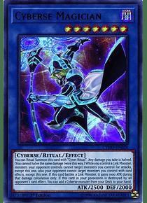 Cyberse Magician - CYHO-EN026 - Ultra Rare