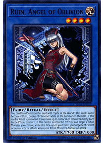 Ruin, Angel of Oblivion - CYHO-EN027 - Common