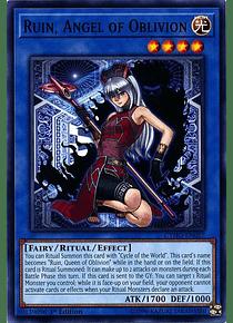Ruin, Angel of Oblivion - CYHO-EN027 - Common