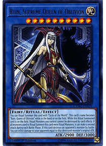Ruin, Supreme Queen of Oblivion - CYHO-EN029 - Rare