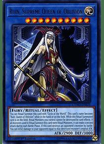 Ruin, Supreme Queen of Oblivion - CYHO-EN029 - Rare