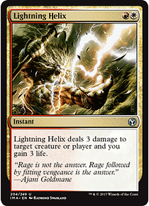 Lightning Helix - IMA - U