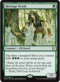 Heritage Druid - EMA - R