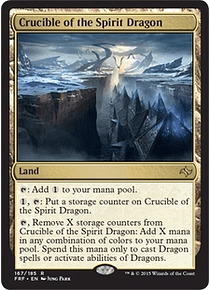 Crucible of the Spirit Dragon - FRF - R