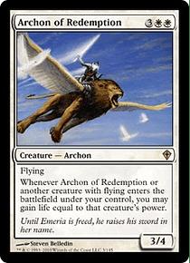 Archon of Redemption - WWK - R