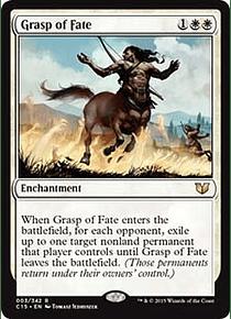 Grasp of Fate - C15 - R