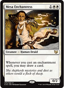 Mesa Enchantress - C15 - R