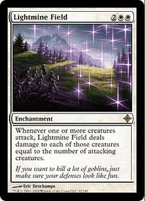 Lightmine Field - REZ - R