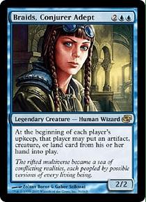 Braids, Conjurer Adept - PCS - R