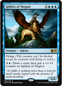 Sphinx of Magosi - W16 - R