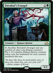 Emrakul's Evangel - EMN - R