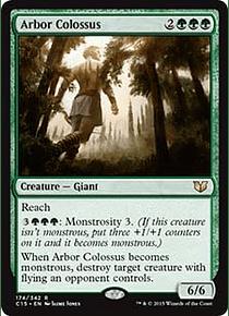 Arbor Colossus - C15 - R