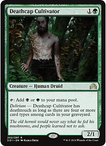 Deathcap Cultivator - SOI - R