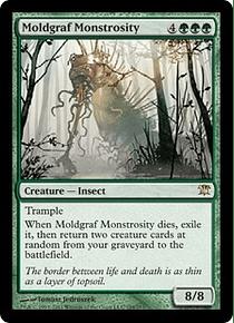 Moldgraf Monstrosity - INS - R