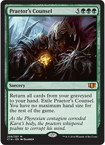 Praetor's Counsel - C14 - M