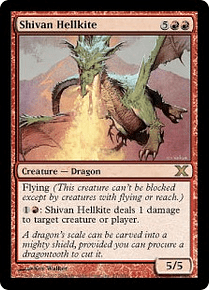 Shivan Hellkite - 10TH - R