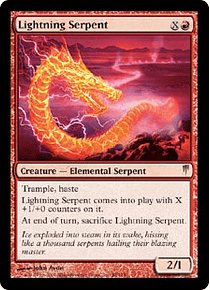 Lightning Serpent - CLS - R