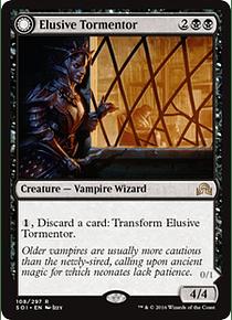 Elusive Tormentor  - Insidious Mist - SOI - R