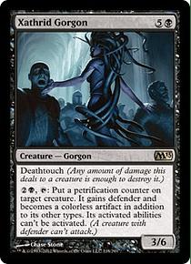 Xathrid Gorgon- M13 - R