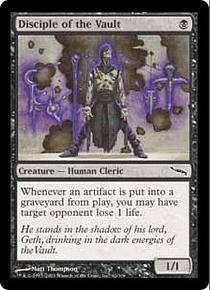 Disciple of the Vault - MIR - C
