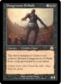 Gangrenous Goliath - ONS - R