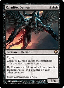 Carnifex Demon - SOM - R