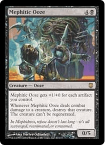 Mephitic Ooze - DSL - R