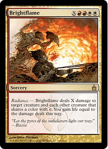 Brightflame - RCG - R