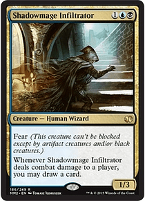 Shadowmage Infiltrator - MM15 - R