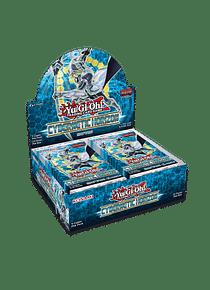 Cybernetic Horizon caja con 24 sobres (Ingles)